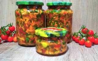 Заправка для супа с помидорами и морковью