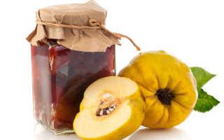 айва – рецепты приготовления на зиму: варенье из айвы, компот, джем, цукаты (пошаговый рецепт) и конфитюр из айвы + фото