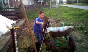 Как правильно залить фундамент под забор: как сделать раствор