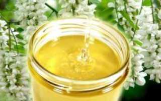 Акациевый мед: полезные свойства, противопоказания