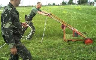 Делаем газонокосилку своими руками (фото, видео)
