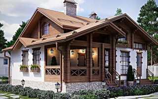 Дом в стиле шале – реальные фото лучших проектов загородных домов