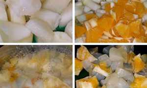 Варенье из дыни с апельсином: лучшие рецепты заготовок с фото, особенности хранения