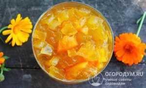 Варенье из кабачков с апельсином пошаговый рецепт быстро и просто от Риды Хасановой