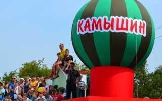 Гастрономично и феерично: арбузные фестивали в крупных городах и в глубинках нашей страны