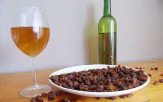 Вино из изюма – рецепт приготовления в домашних условиях. Полезные советы о том, как сделать закваску и секреты вкусного напитка