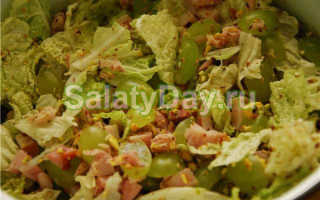 12 вкуснейших салатов из пекинской капусты и курицы