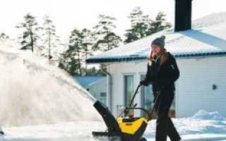 Как выбрать оптимальный снегоуборщик: параметры для выбора, бензиновый или электрический, популярные модели