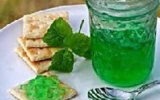Варенье из мяты: рецепты приготовления мятного десерта с клубникой, лимонами, базиликом, огурцами