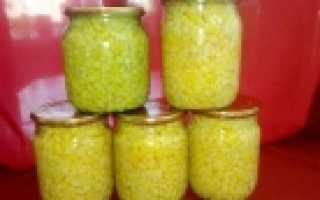 Как замариновать кукурузу на зиму в домашних условиях: простой рецепт