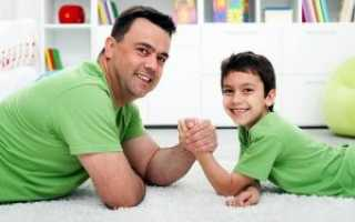 Как вырастить заботливого сына
