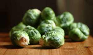Как приготовить брюссельскую капусту на зиму