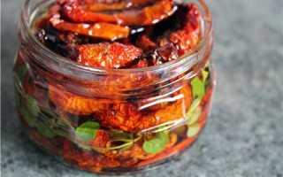 Вяленые помидоры в микроволновке: рецепты на зиму в домашних условиях с фото