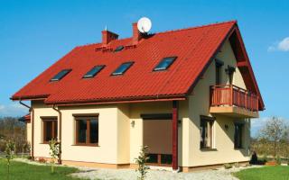 Двускатная крыша: стропильная система своими руками
