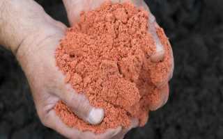 Виды калийных удобрений, их свойства и применение