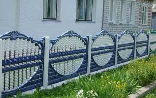 Бетонный забор на даче своими руками: вылить конструкцию из плиты, установка и монтаж ограждений, пошаговое руководство с фото и видео