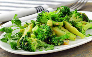 Как приготовить брокколи вкусно и полезно, что можно в ней есть, рецепты с фото, как правильно сделать блюда из свежей капусты, в том числе пюре, просто и быстро