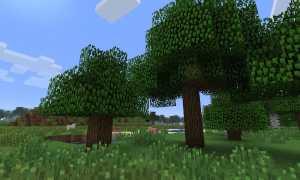 Как в майнкрафте вырастить большое тропическое дерево