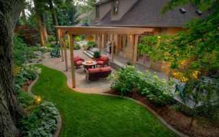 Идеи для сада – 110 фото и видео самых красивых украшений сада своими руками